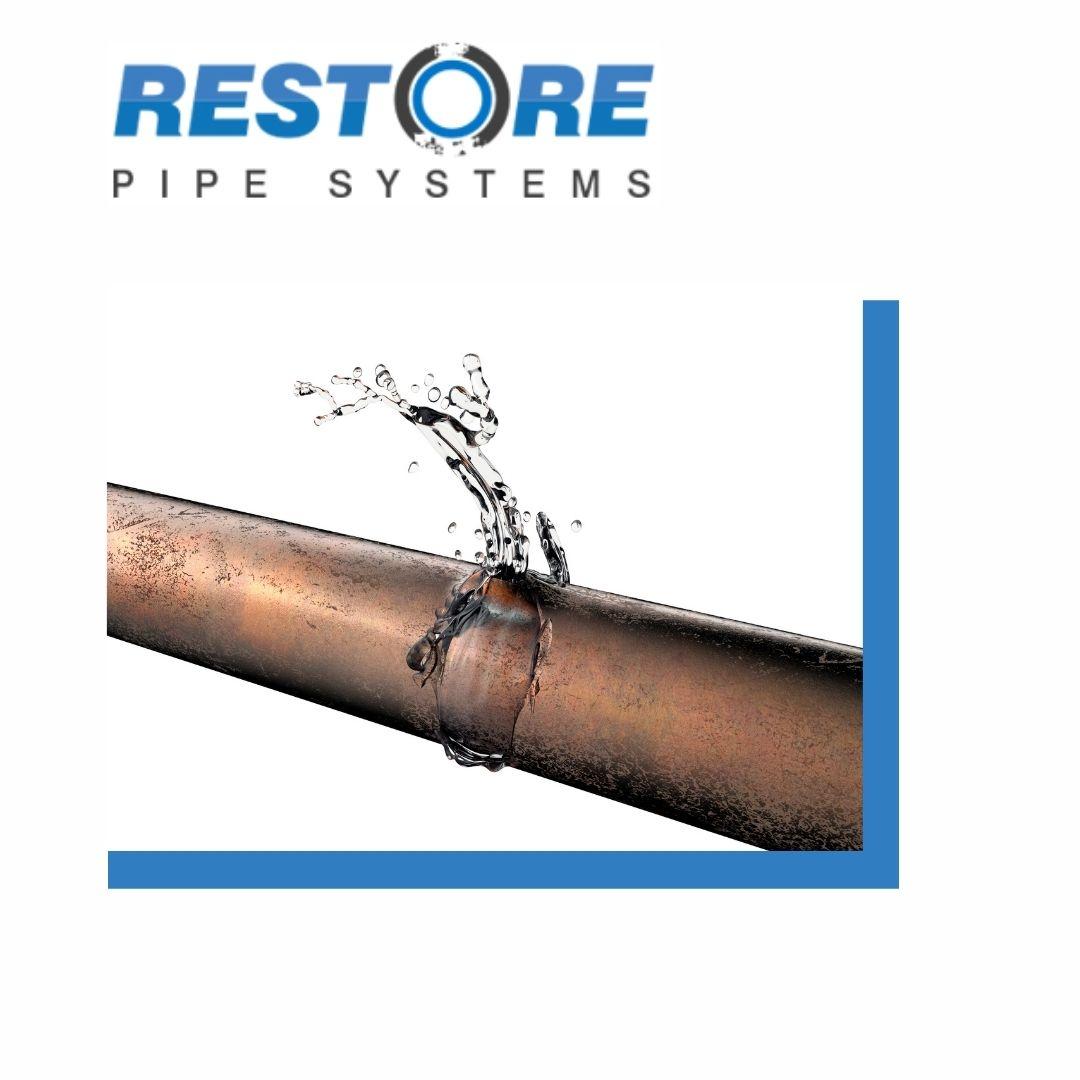 Pipe Bursts Restore Pipe