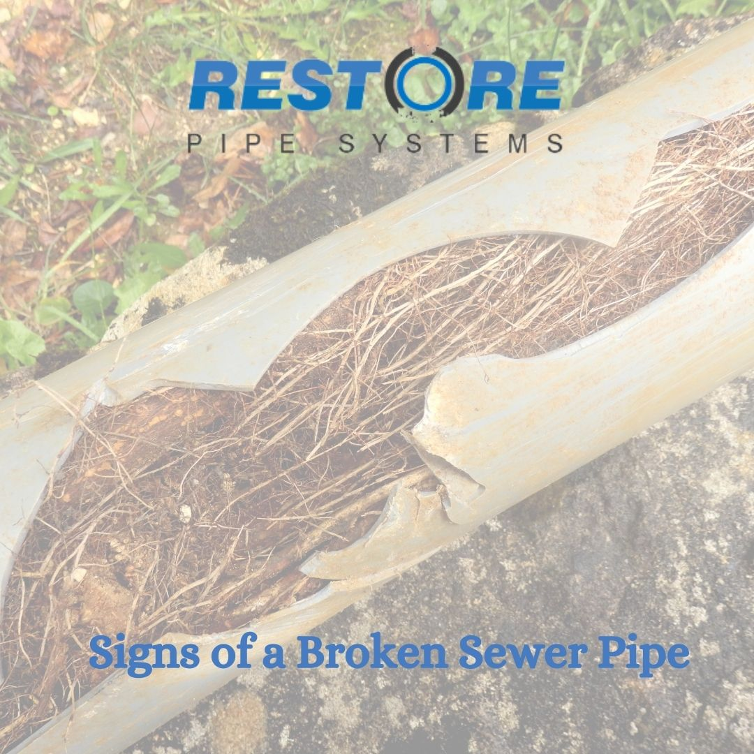 Sewer Pipe Restore Pipe